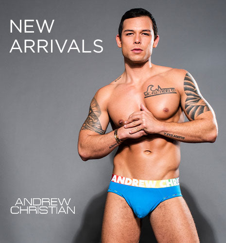 Andrew Christian New arrivals