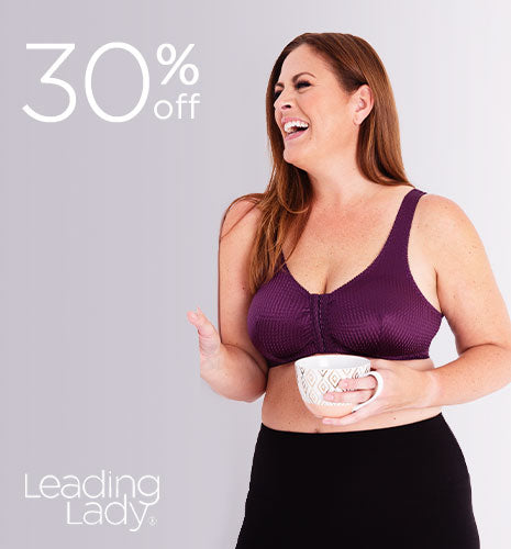 30% off Leading Lady