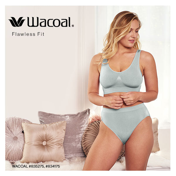 Women's underwear that fits petite, regular, and plus sizes.