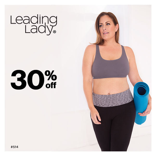 Leading Lady 30% off One week only/