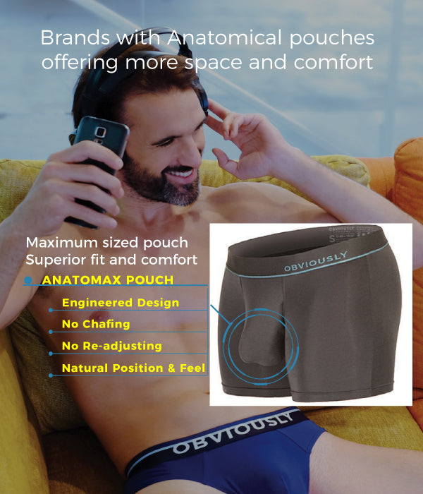 Obviously Technology. Maximize your comfort with the freedom to move