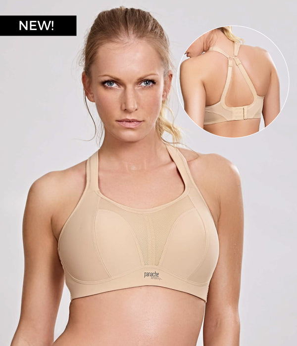 Panache Sport. Maximum support, comfort, and stability for all sizes