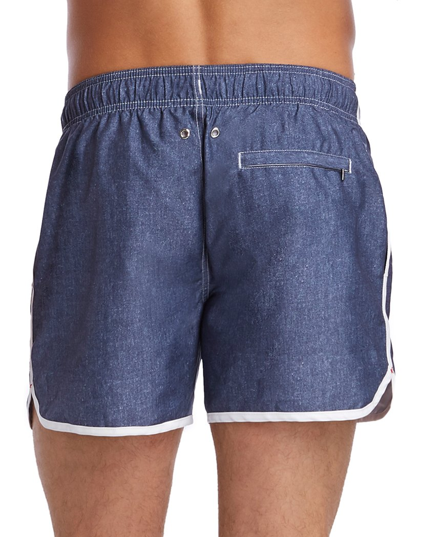 Denim Light Back 2xist Ibiza Swim Jogger Denim-Light 96011