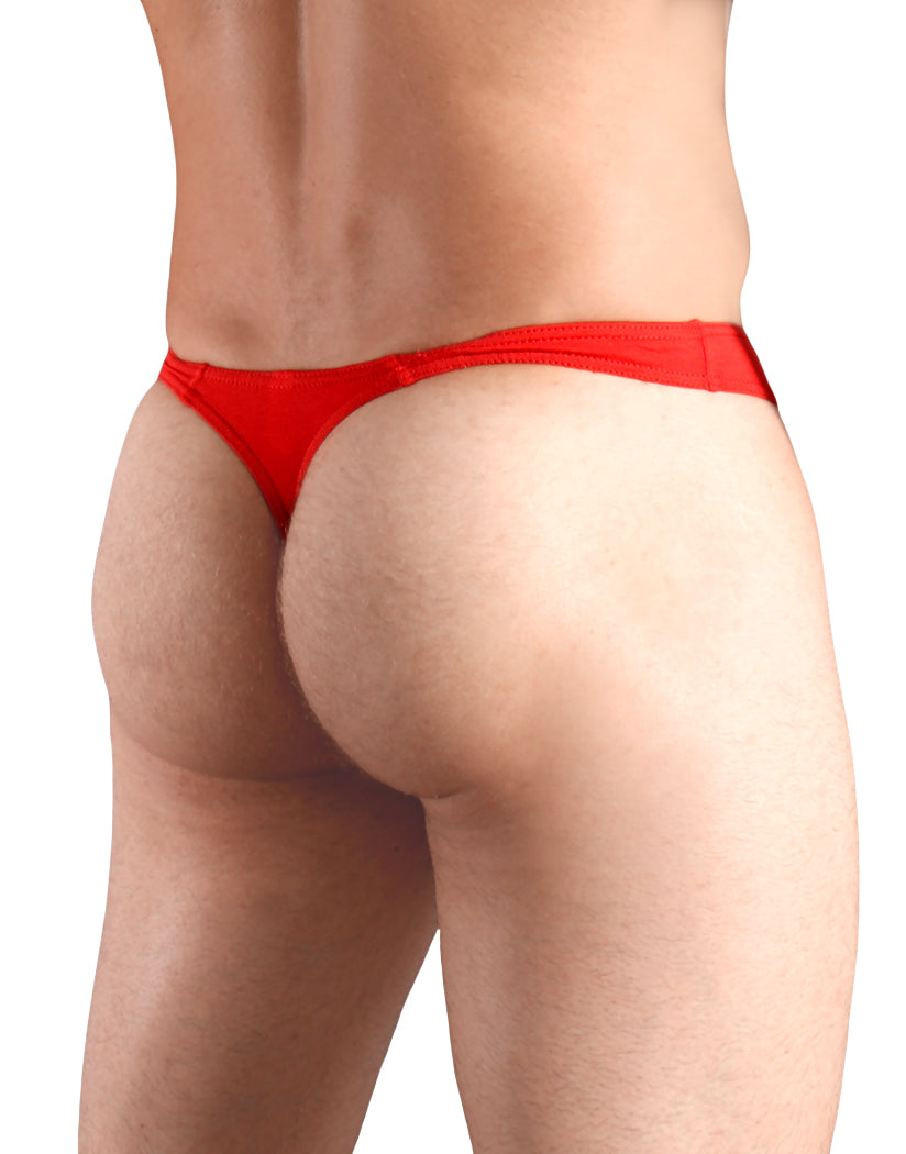 Red Back Doreanse Hang Loose Thong 1280