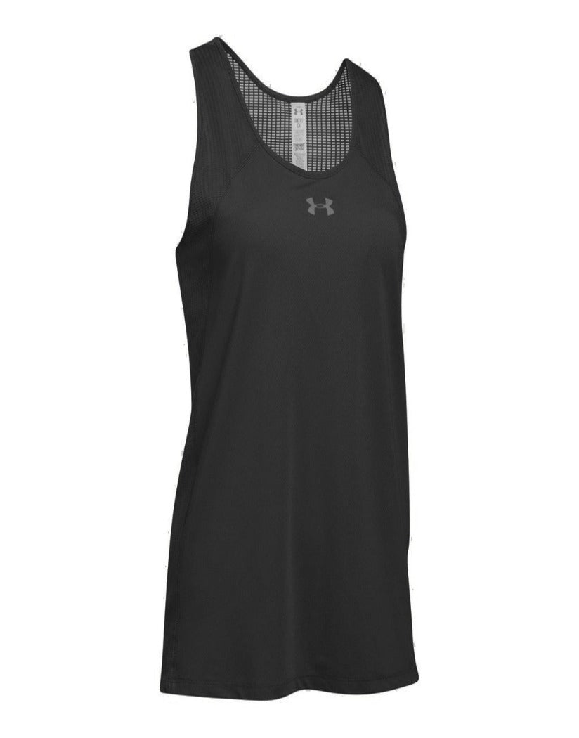 Under Armour Women Game Time Tank Top Black S 190510097383