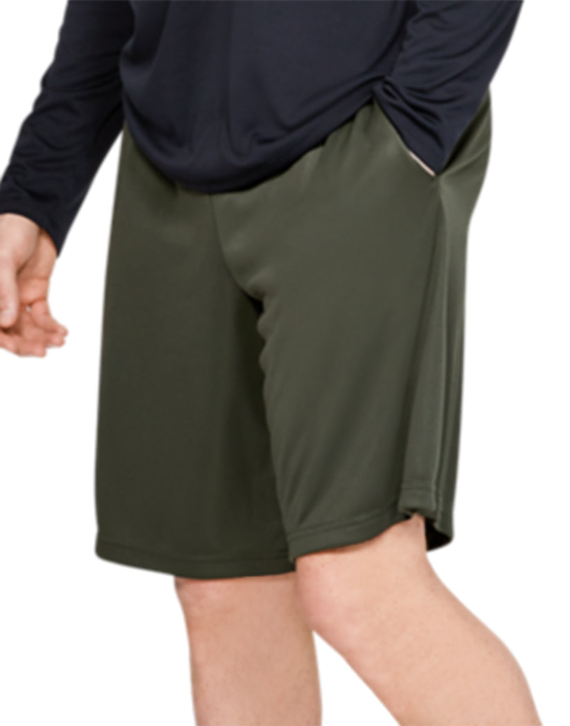 Baroque Green/Outpost Green Side Under Armour Tech Graphic Short 1306443