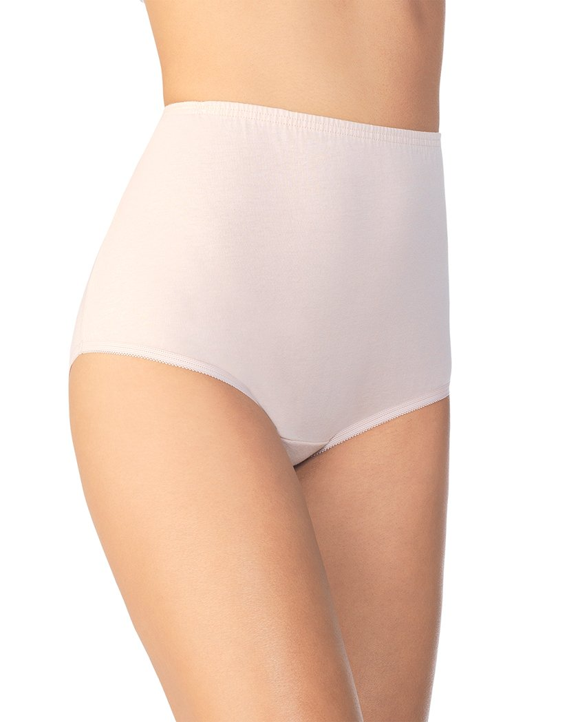 Fawn Front Perfectly Yours Tailored Cotton Brief