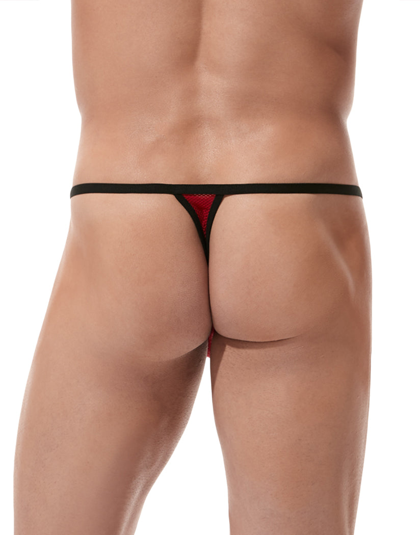 Red Back Gregg Homme Conquistador Thong 160004