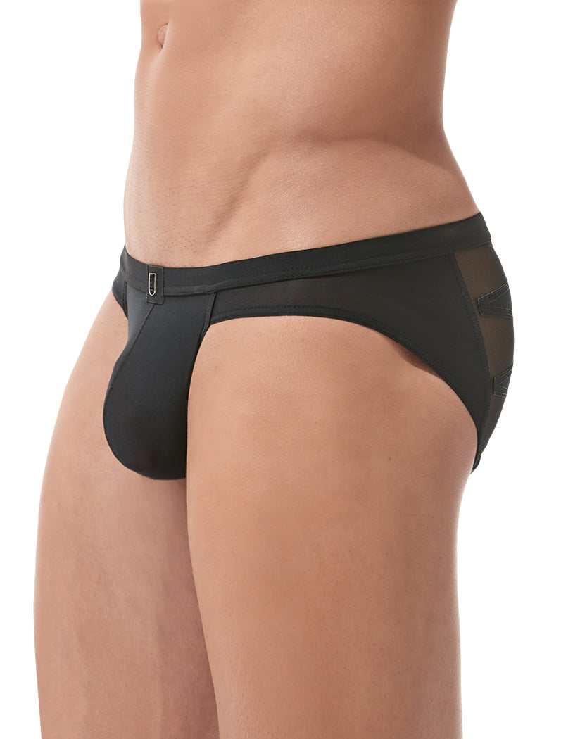 Black Side Gregg Homme Italian High-Line Brief 160203