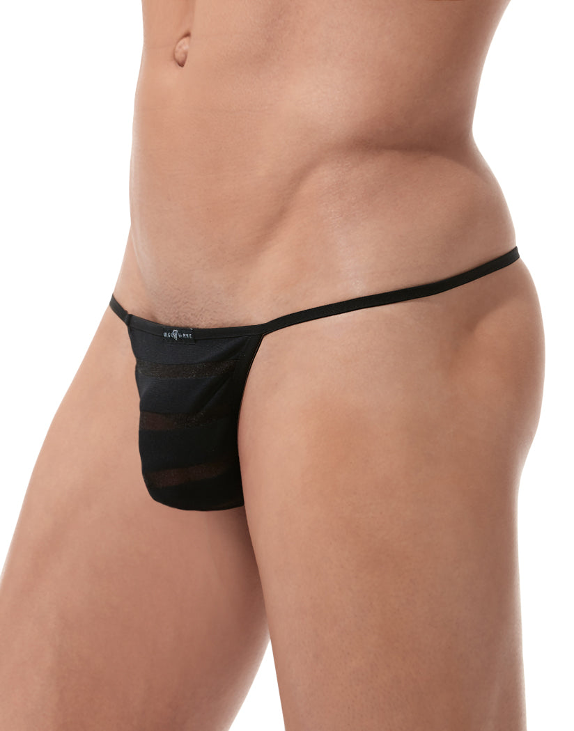 Black Side Gregg Homme Encore Pouch G String 160614