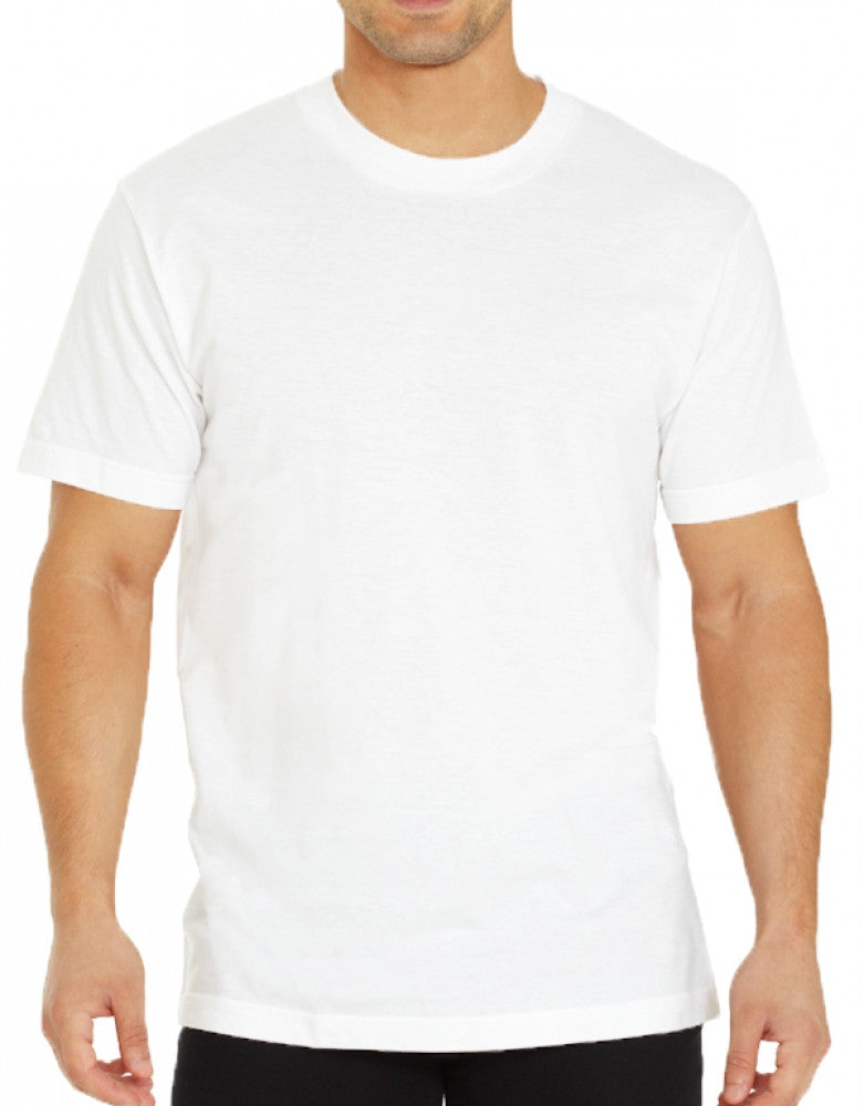 White Front Munsingwear Multipack Crew Neck T-Shirts