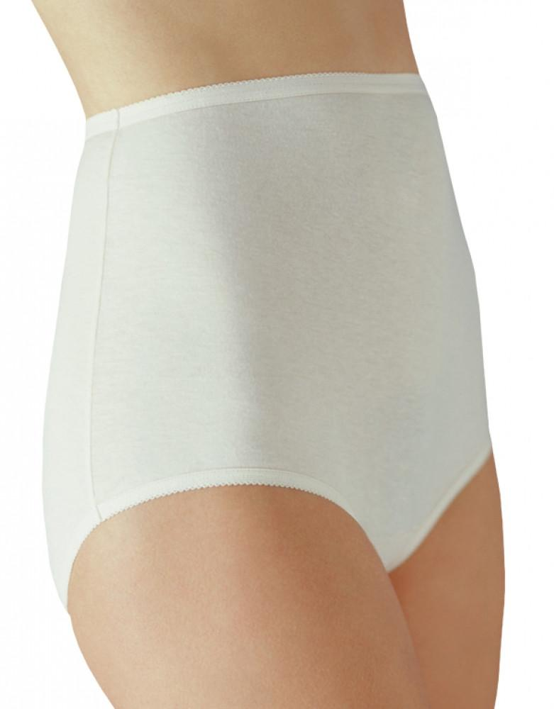Star White Front Vanity Fair Perfectly Yours Tailored Cotton Brief