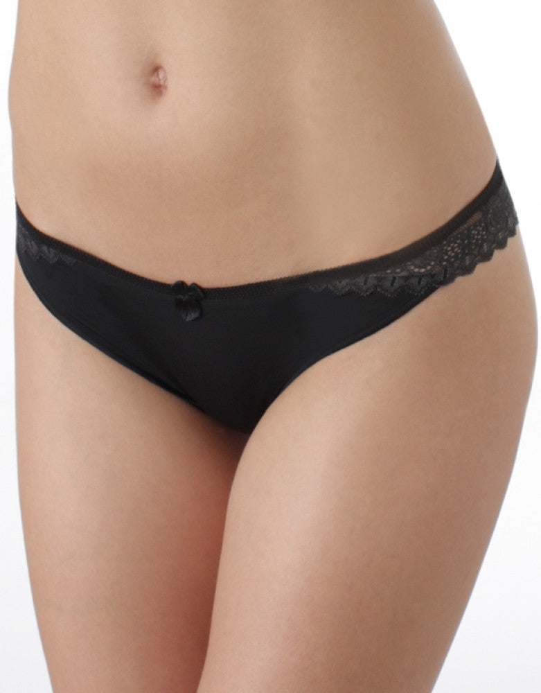 Night Front b.tempt'd by Wacoal Wrap Star Thong