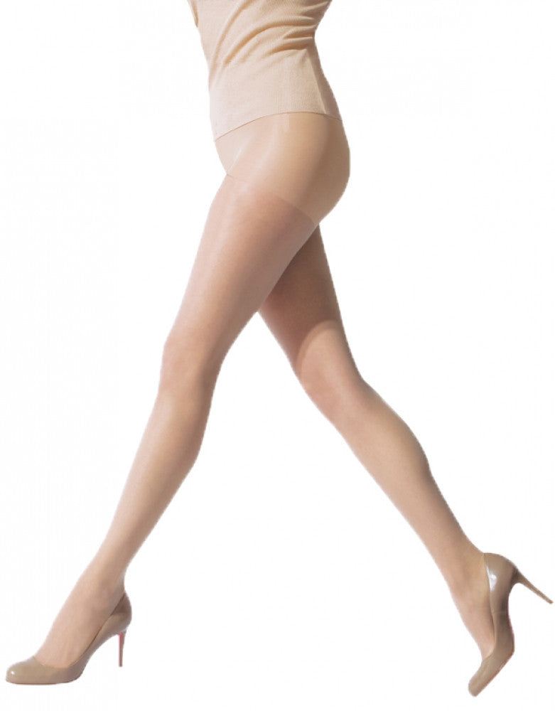 Natural Front HUE Age Defiance Control Top Pantyhose