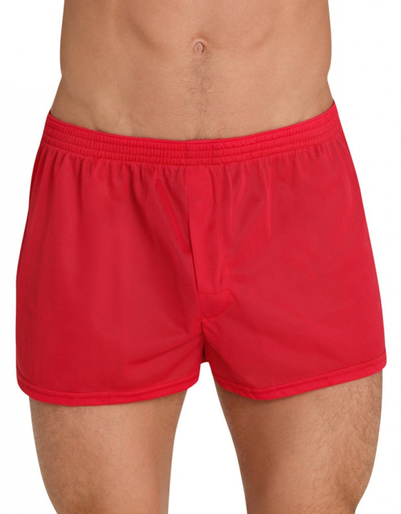 Red Front Players Tricot Nylon Boxer Short NBX1