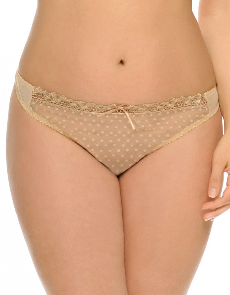 Nude Front Curvy Kate Princess Thong