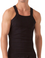 ded545d930cae 2xist Men s 2-Pack Essential Range Square Cut Tank Tops