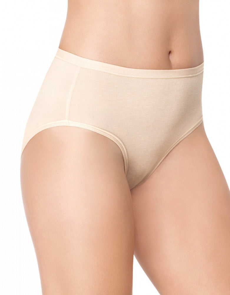Naturally Nude Front Wacoal B-Fitting Hi Cut Brief