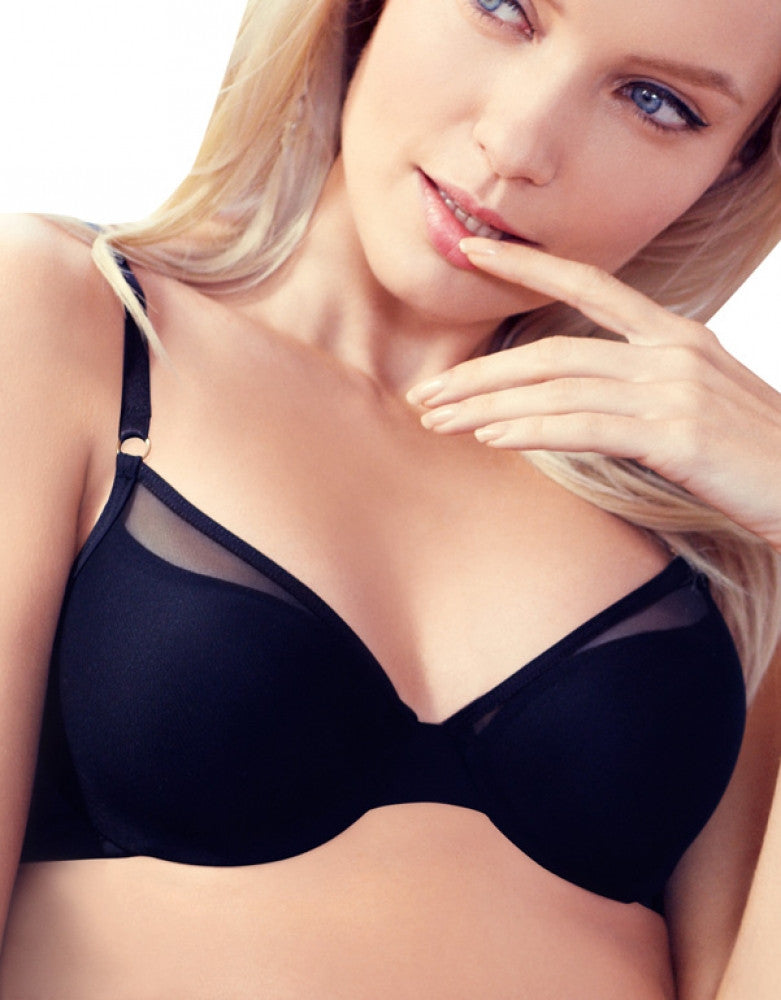 Night Front b.tempt'd by Wacoal Sheer Delight Contour Bra