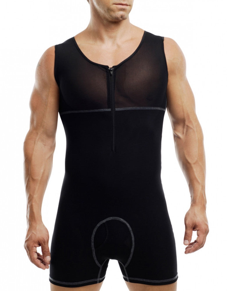 Black Front Go Softwear Body Shaper