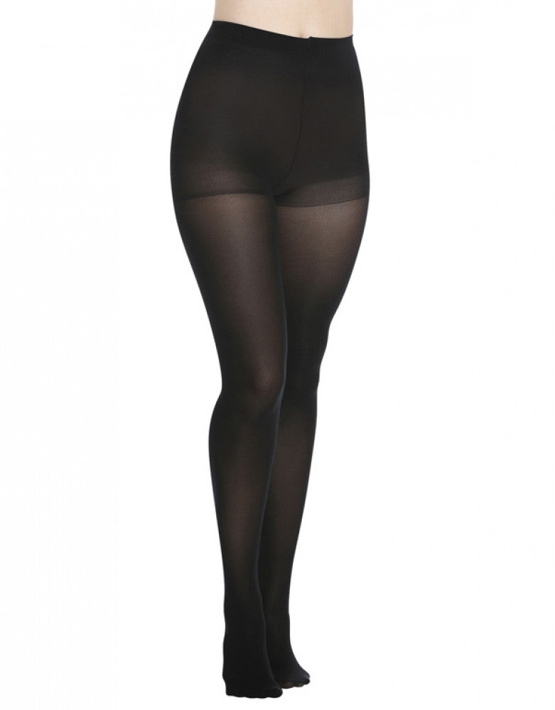 6124cca7f DKNY 2-Pack Opaque Control Top Tights - Free Shipping at Freshpair.com