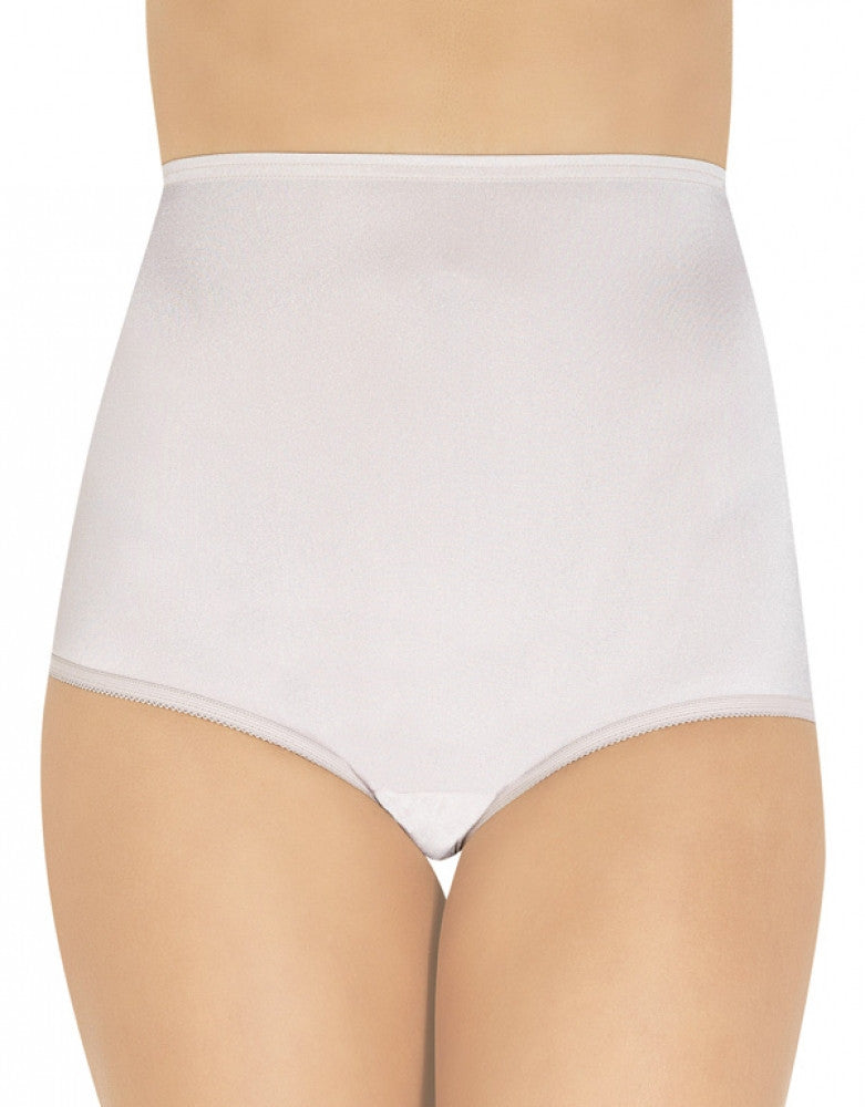 Fawn Front Vanity Fair Perfectly Yours Ravissant Premium Tailored Nylon Brief - 15712