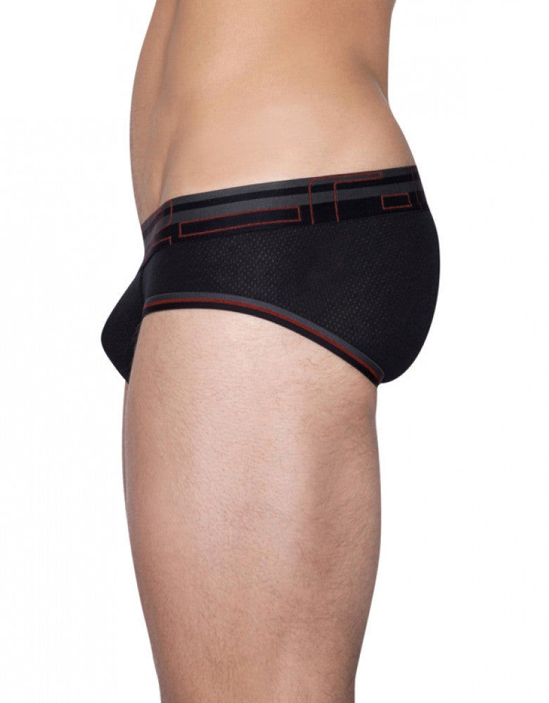Black Side C-IN2 Zen Slider Brief