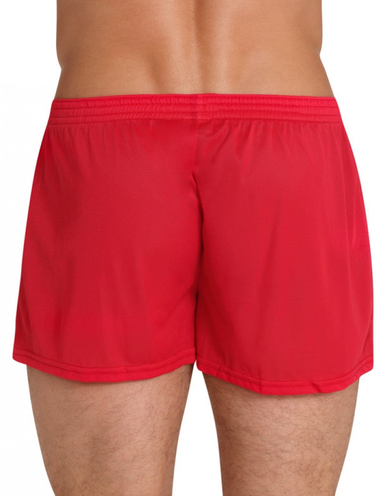 Red Back Players Tricot Nylon Boxer Short NBX1