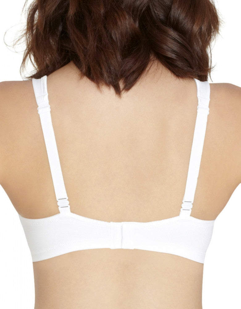 Star White Back Vanity Fair Body Caress Convertible Wire-Free Bra