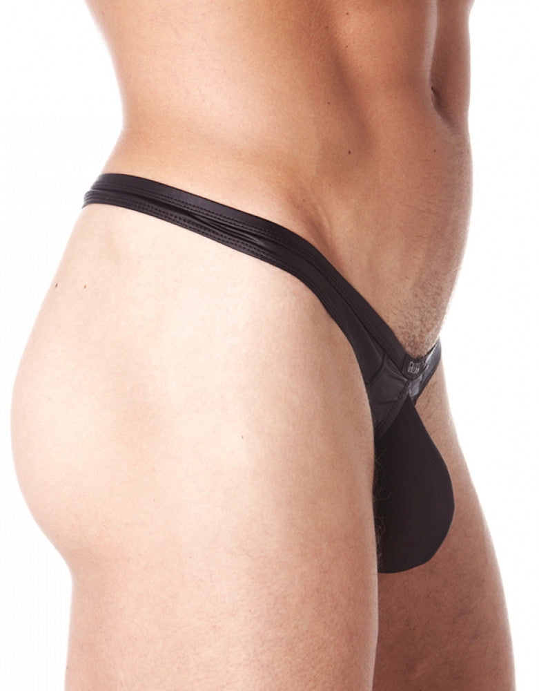 Black Side Gregg Homme Booster Thong