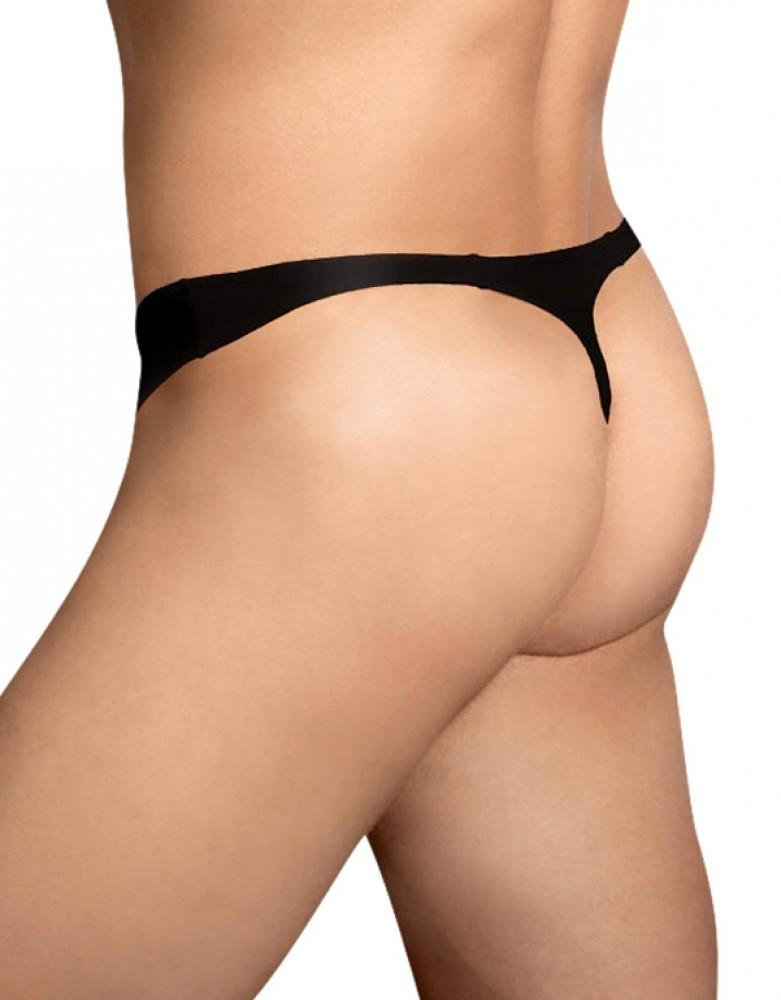 Black Back Doreanse Hang Loose Thong