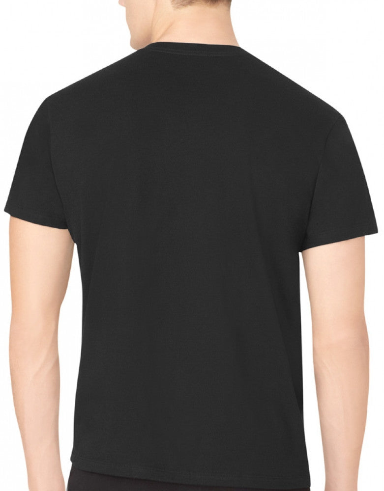 Black Side Calvin Klein 3-Pack Cotton Classic V-Neck T-Shirts