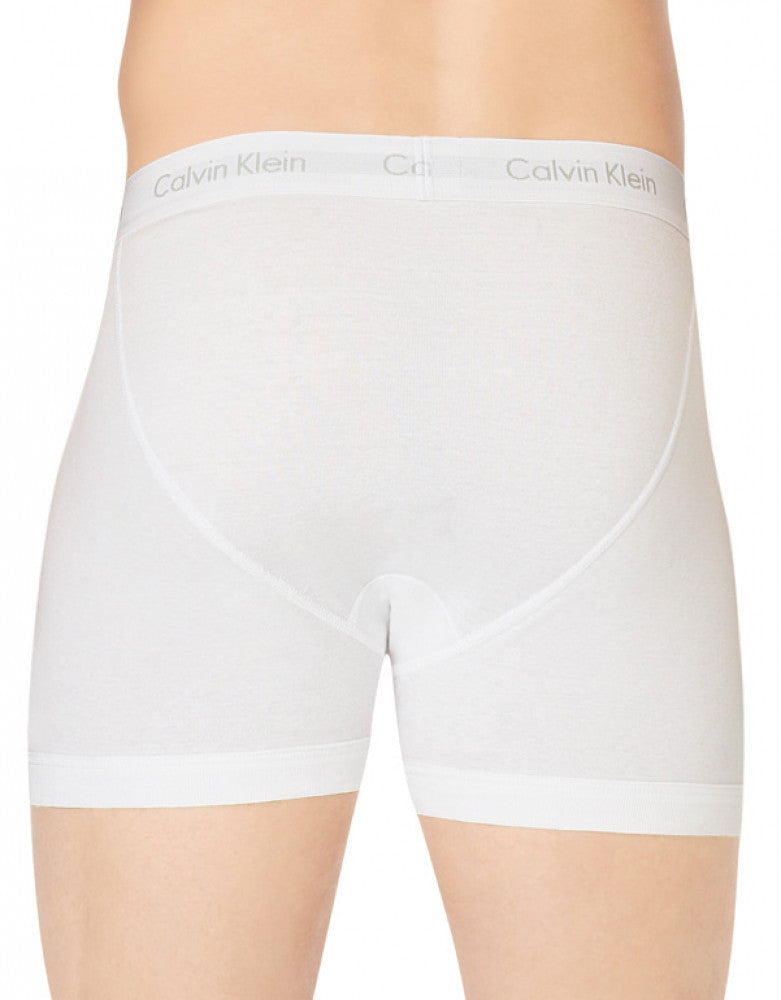 White Other Calvin Klein 3-Pack Cotton Classic Boxer Briefs