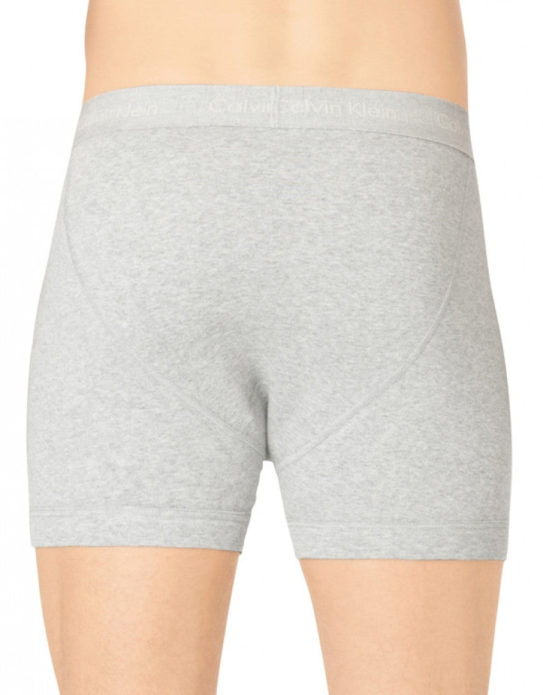 Grey Heather Other Calvin Klein 3-Pack Cotton Classic Boxer Briefs