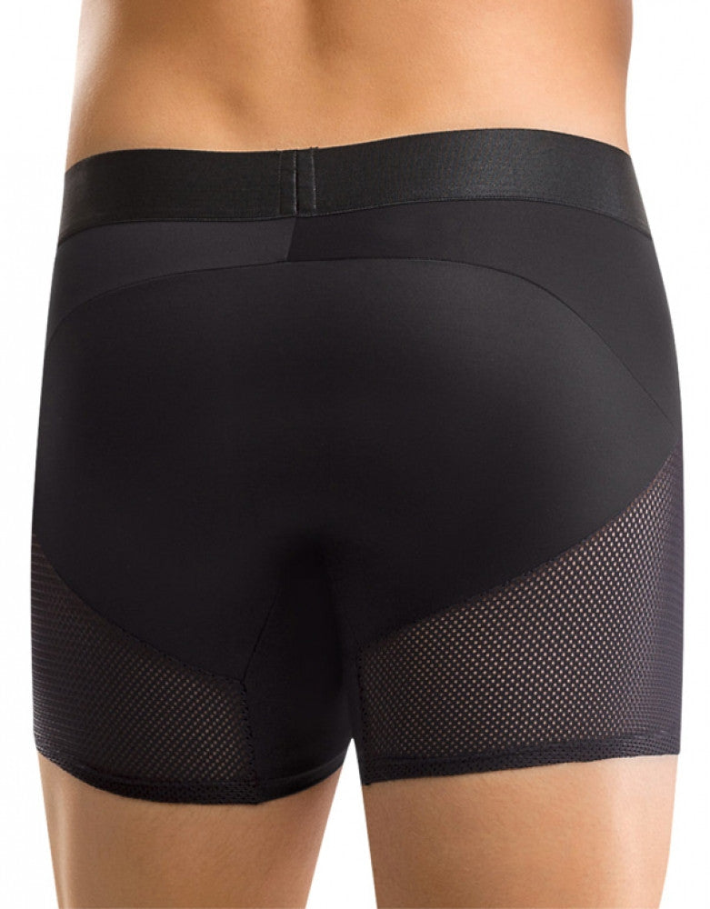 Black Back Advanced Mesh Boxer Brief