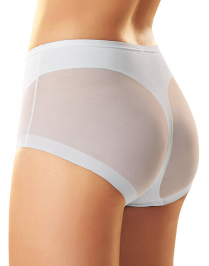 White  Leonisa Super Comfy Control Panty