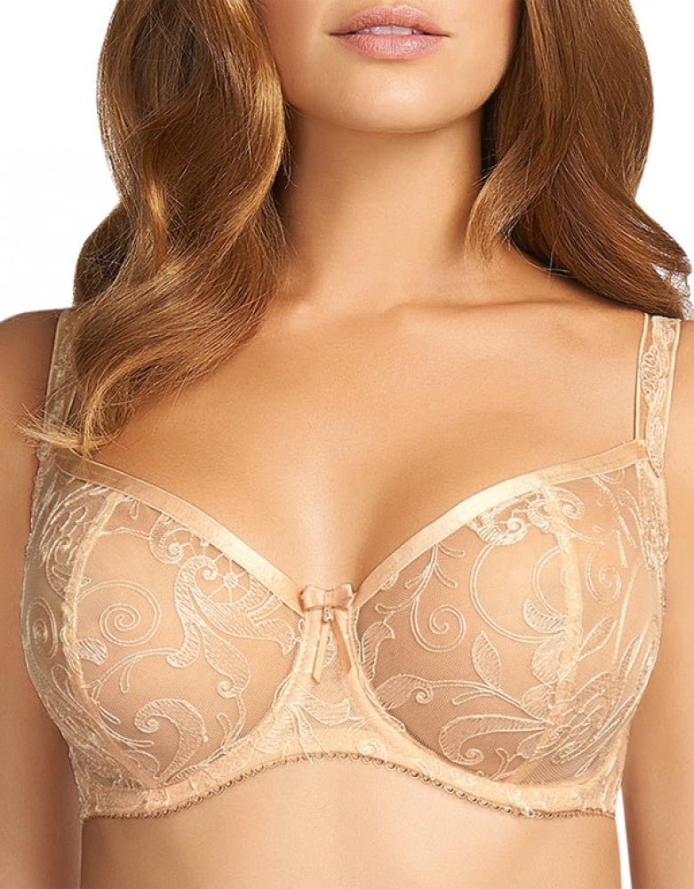 Butterscotch Front Fantasie Allegra Lace Underwire Bra