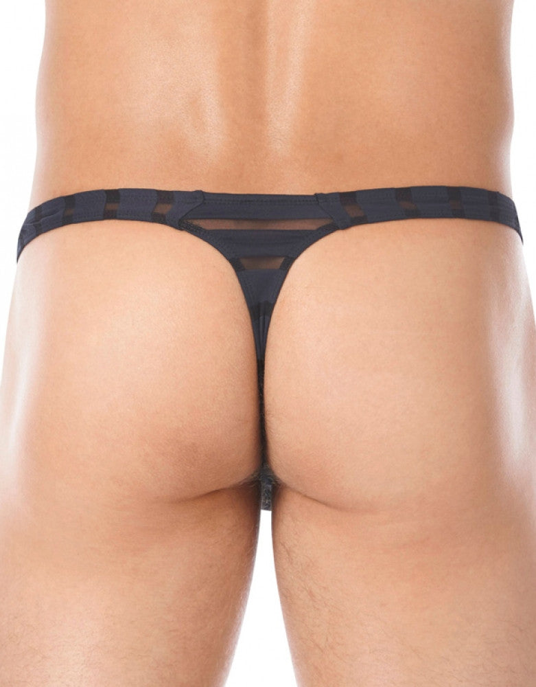 Black Back Gregg Homme Encore Thong
