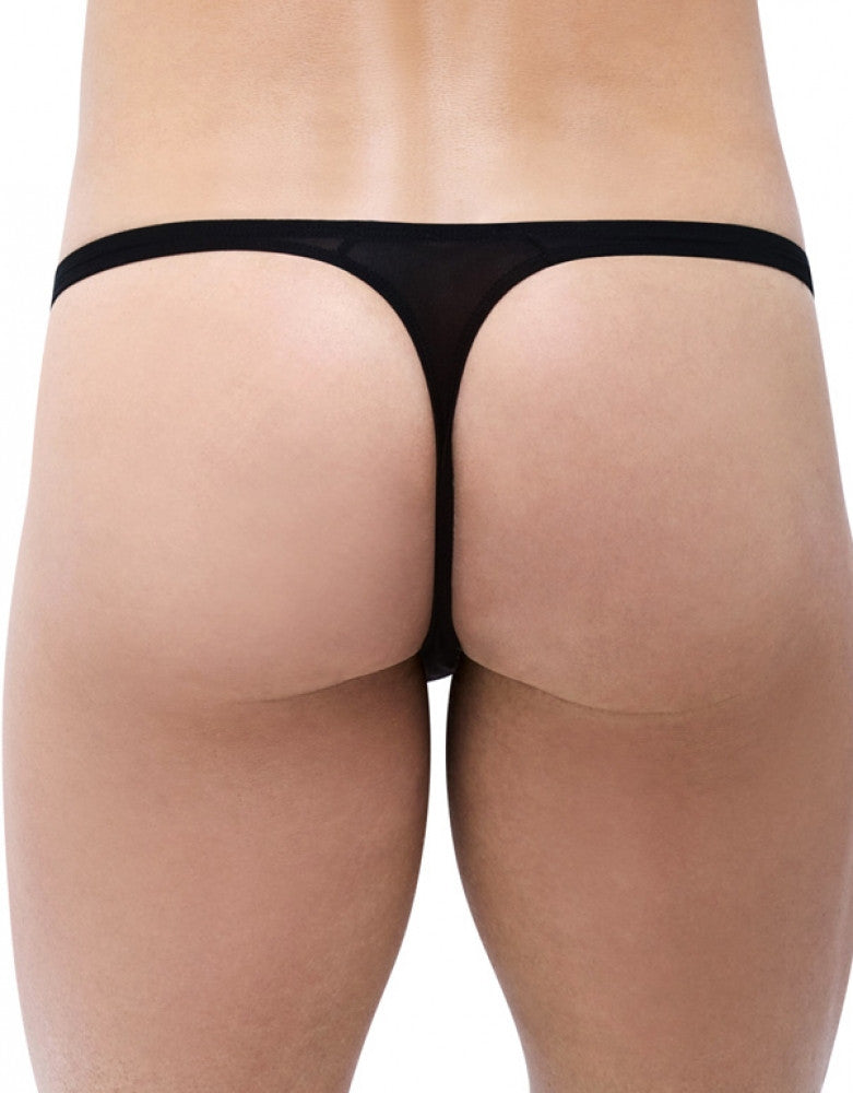 Black Back Gregg Homme Nude Thong