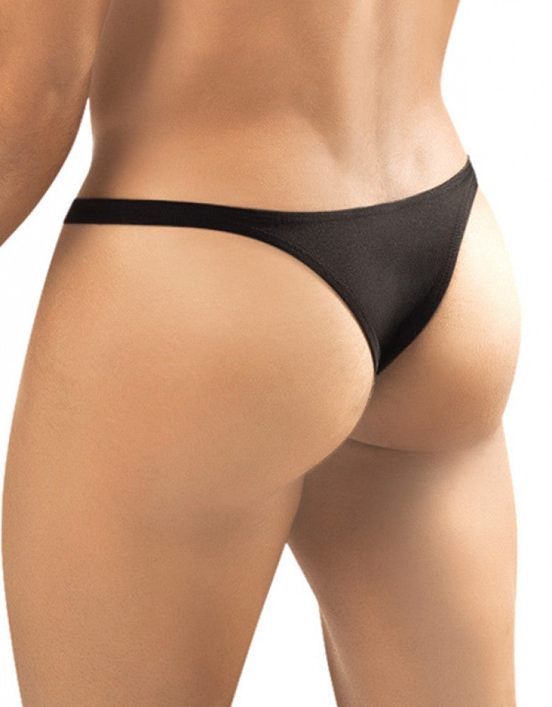 Black Back Joe Snyder Capri Bikini