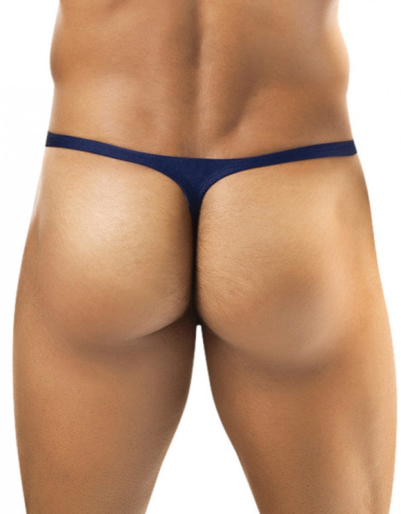 Navy Back Joe Snyder Men's Rio Thong JS11