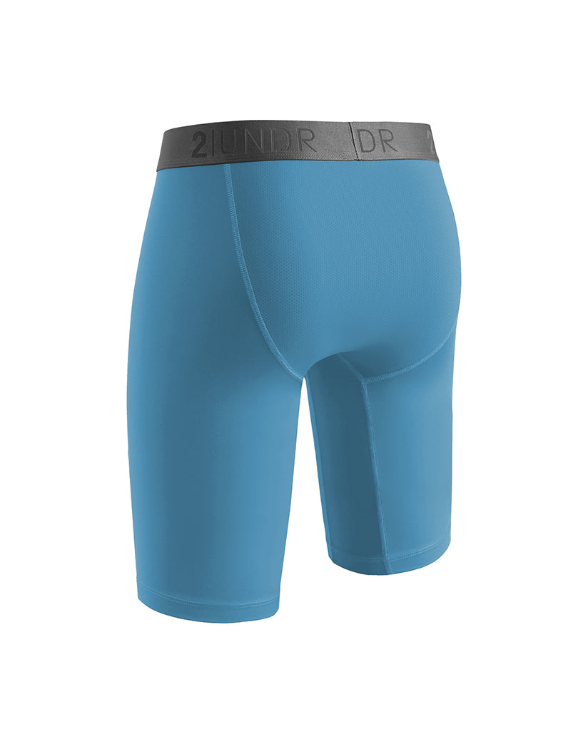 Light Blue Back 2UNDR Power Shift Long Leg Light Blue-Large Sizes
