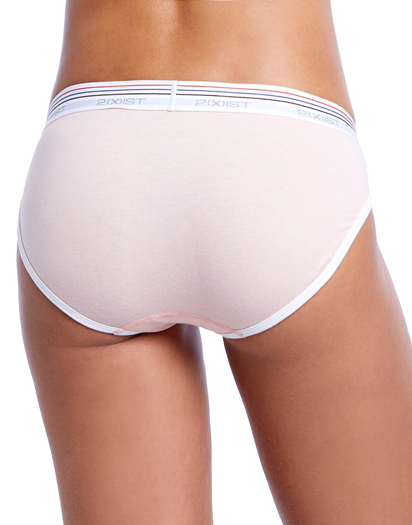 English Rose Back 2xist Women Retro Cotton Boy Brief Panty English Rose
