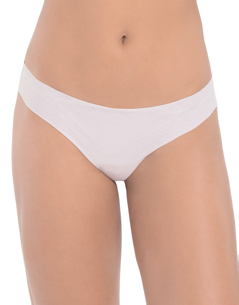 Nude Front 2xist Women Laser Cut Micro Thong