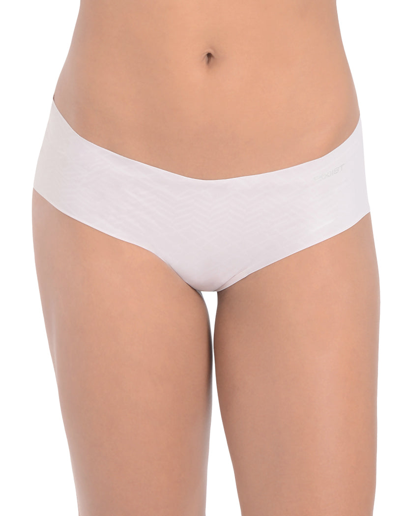 Nude Front 2xist Women Laser Cut Micro Hipster Panty