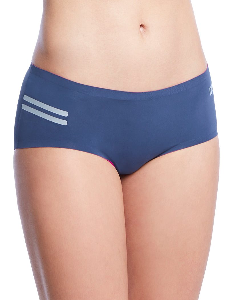 Indigo Blue Side 2xist Athletic Micro Hipster with Bonded Edges