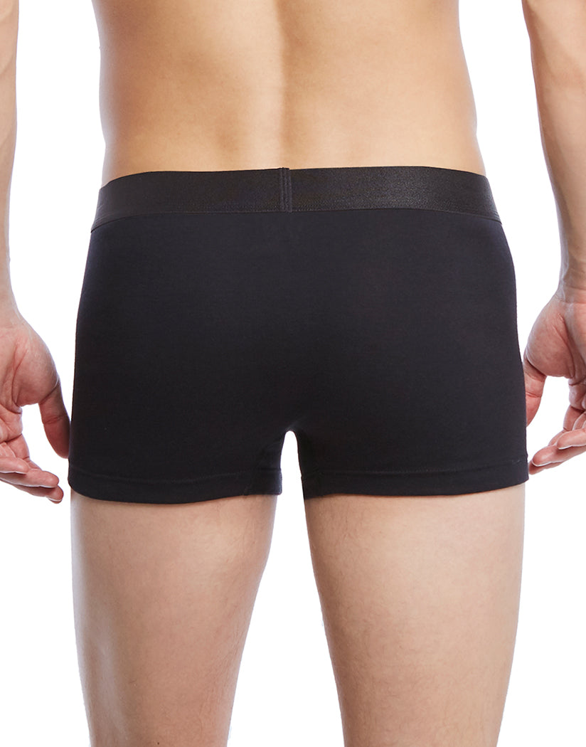 Black Back Pima Cotton Trunk 041023