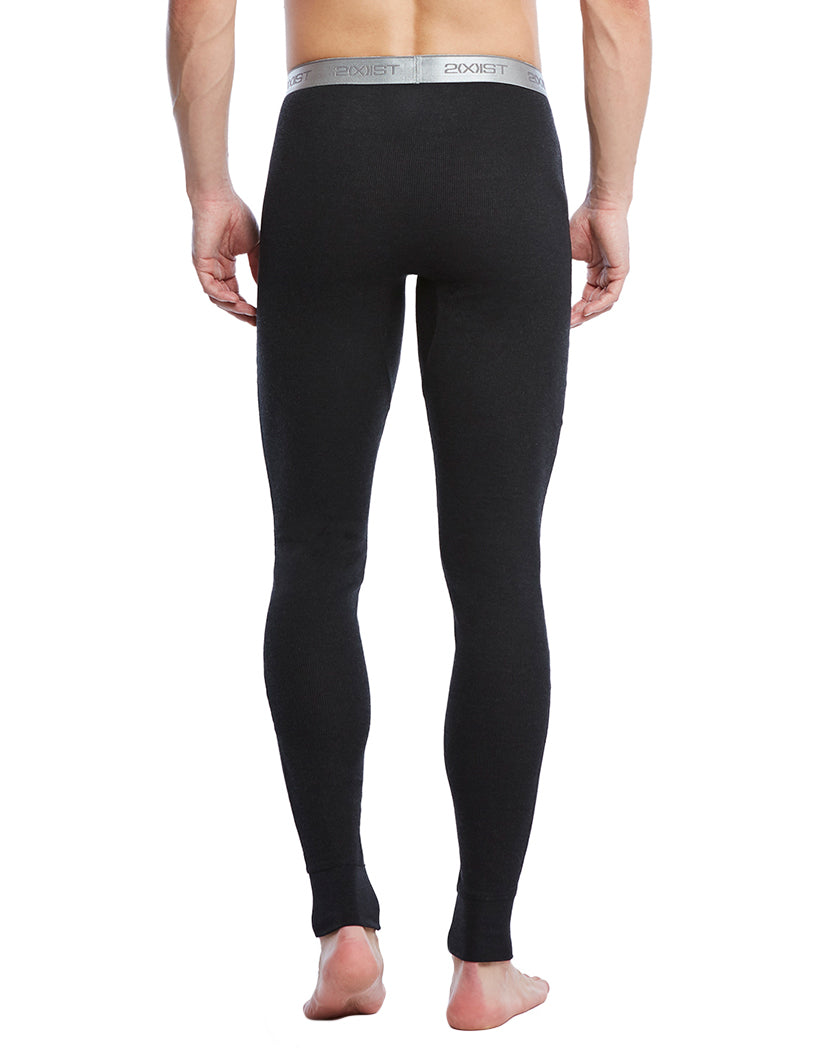 Black Back Sport Tech Long John Pant