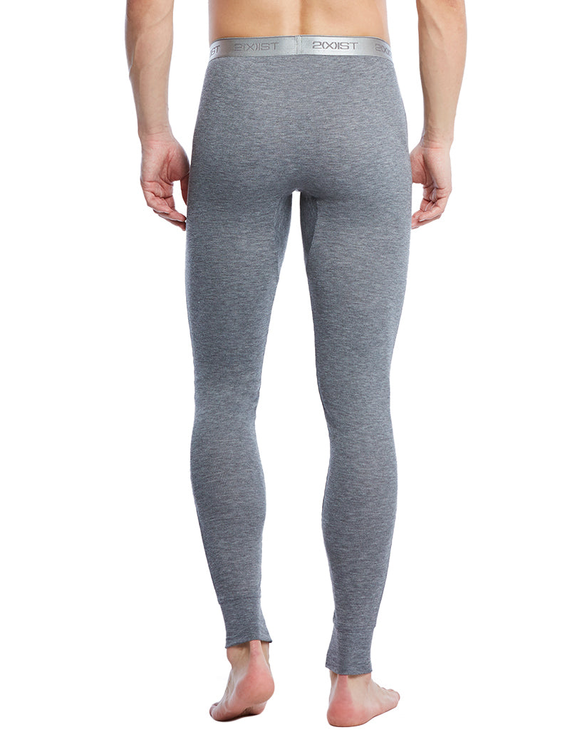 Charcoal Heather Back Sport Tech Long John Pant