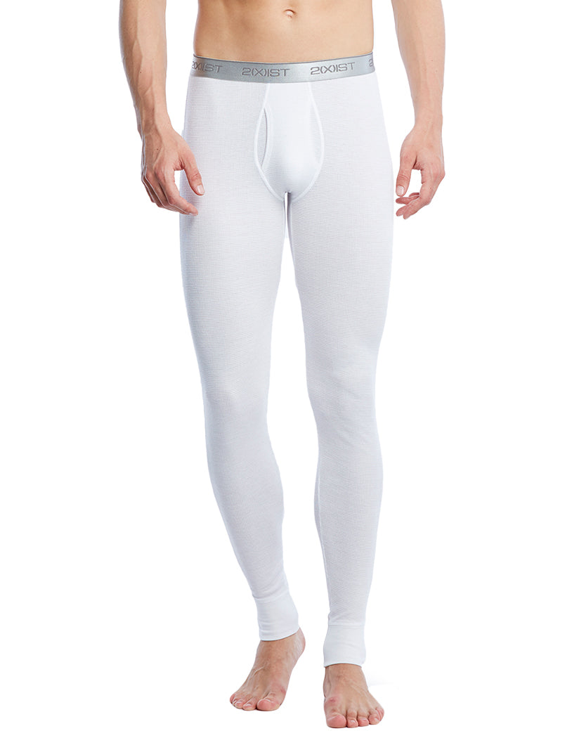 White Front Sport Tech Long John Pant